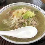 中華そば かっちゃん - 料理写真: