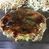広島焼 松尾 - 料理写真:肉玉そば(中ネギ)