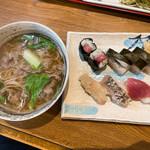 一朗 - 蕎麦&寿司