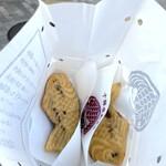 鳴門鯛焼本舗 - 料理写真: