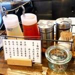 Omotenashi Noodles よこじ -
