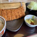 Tonkatsumurahachi - わらじヒレカツ