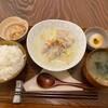 燈日 - 料理写真:鶏のクリーム煮