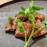 佐和井 - 雅 花コース 牛ステーキ