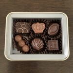 DEPLA POL CHOCOLATIER - チョコレート(中身)