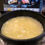 ととやみち - 味噌汁