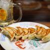八仙 - 料理写真:焼き餃子