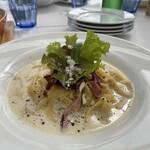 カジュアルカフェ&レストラン サンフラワー - ゴルゴンゾーラパスタ