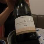 家庭料理 ことこと - 今日の白ワイン