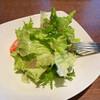 ニコラピザ - 料理写真:手作りっぽいドレッシング。美味しい♫