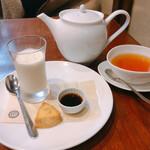 146095272 - 「生姜のミルクプリン(クッキー付き)」495円