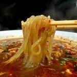 桝元 - 麺はコンニャク麺一択