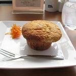 mum's cafe - きのこ雲?的マフィン☆