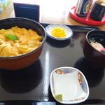 てうり亭 - ウニ丼(ムラサキウニ)