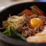 焼肉の大福 - 料理写真:石焼ビビンバ
