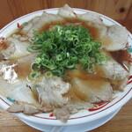京都特製ラーメン 旭 - 料理写真:特製ラーメン+肉増し