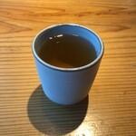 博多もつ鍋 やまや - お茶