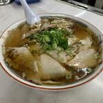 中華そば 光洋軒 - 中盛りチャーシュー麺⁽⁽ૢ(⁎❝ົཽω❝ົཽ⁎)✧