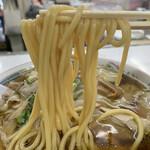 中華そば 光洋軒 - 麺リフトあっぷヾ(๑⃙⃘´ꇴ`๑⃙⃘)ノ