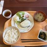 東村山市役所食堂 - 料理写真:
