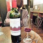 和×伊 大衆酒場カランコロン - 赤ワイン