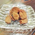 和×伊 大衆酒場カランコロン - 料理写真:いぶりがっこ