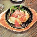 和×伊 大衆酒場カランコロン - 料理写真:イタリアン餃子?