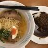 インディアン - 料理写真:【支那そばと半カレー】1,100円