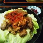 洋食屋牛銀 - 焼肉丼