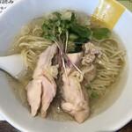 146117311 - 塩生姜らー麺(850円)