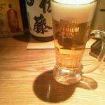 GLITTER. - 生ビール