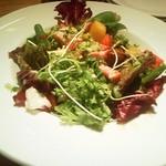 GLITTER. - 夏野菜のサラダ