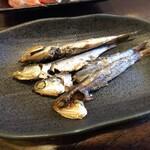 金町製麺 - めざし