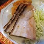 金町製麺 - チャーシュー
