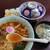 たかの食堂 - 料理写真:自力セット(¥1,330)