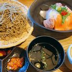 三ノ汁 - 海鮮丼御膳♡