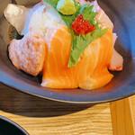 三ノ汁 - 海鮮丼♡