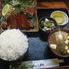 三和 - 料理写真:とんてき定食(ご飯大盛り)