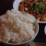 中国料理 ロータスダイニング - 料理写真:麻婆豆腐ランチ \700