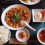 14613861 - 麻婆豆腐ランチ \700