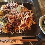 食ん菜 - 広島風お好み焼き¥1000