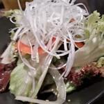 Toukyouyakinikugoxohanare - サラダ