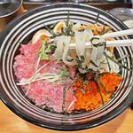 鮮魚鶏出汁麺 沢むら - 自家製麺の麺