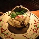 ROBATA 二代目 心 - 炭焼きホッキ貝