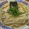 桐麺 - 料理写真:塩中華そば+麺大盛
