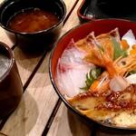 海鮮三昧 ゑびす亭 - 料理写真: