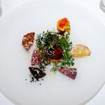 ARMONICO - 青木農園のサラダ