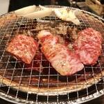 焼肉家すみび - 焼き焼きタイム