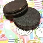卵 乳製品 使わない 洋菓子店 Porin - 料理写真:生チョコサンドクッキー1枚90円