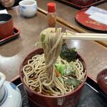 平和そば本店 - 料理写真:割子蕎麦2段
